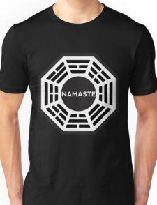 NAMASTE  - Dharma logo Unisex T-Shirt