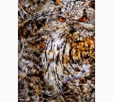 Designs Inspired By Nature: Eagle Owl T-Shirt