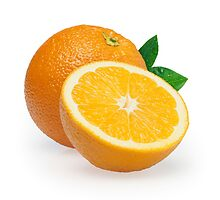 Oranges & Leafs by photolcu