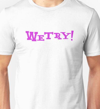 Yahoo We try Unisex T-Shirt