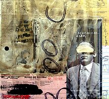 HOMBRES QUE SE NIEGAN A ABRIR LOS OJOS (men who resist to open their eyes) by Alvaro Sánchez