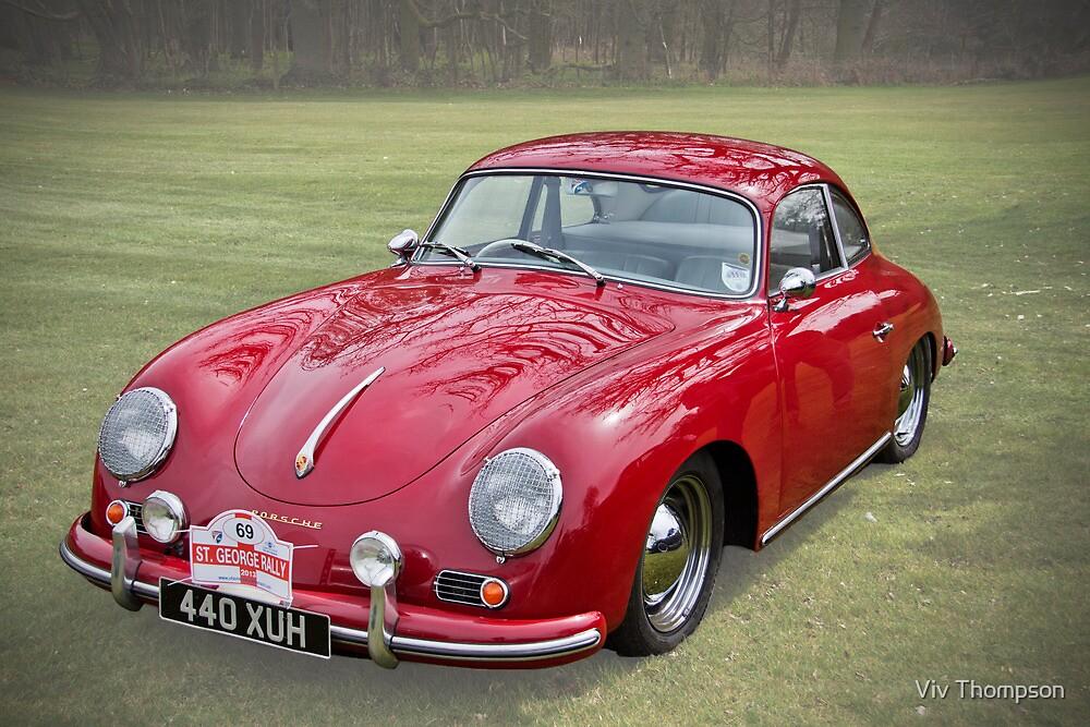 Porsche 1600 Super by vivsworld