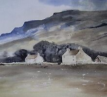 2 Cottages by Ross Macintyre