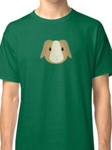Brown rabbit Classic T-Shirt