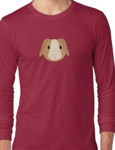 Brown rabbit Long Sleeve T-Shirt
