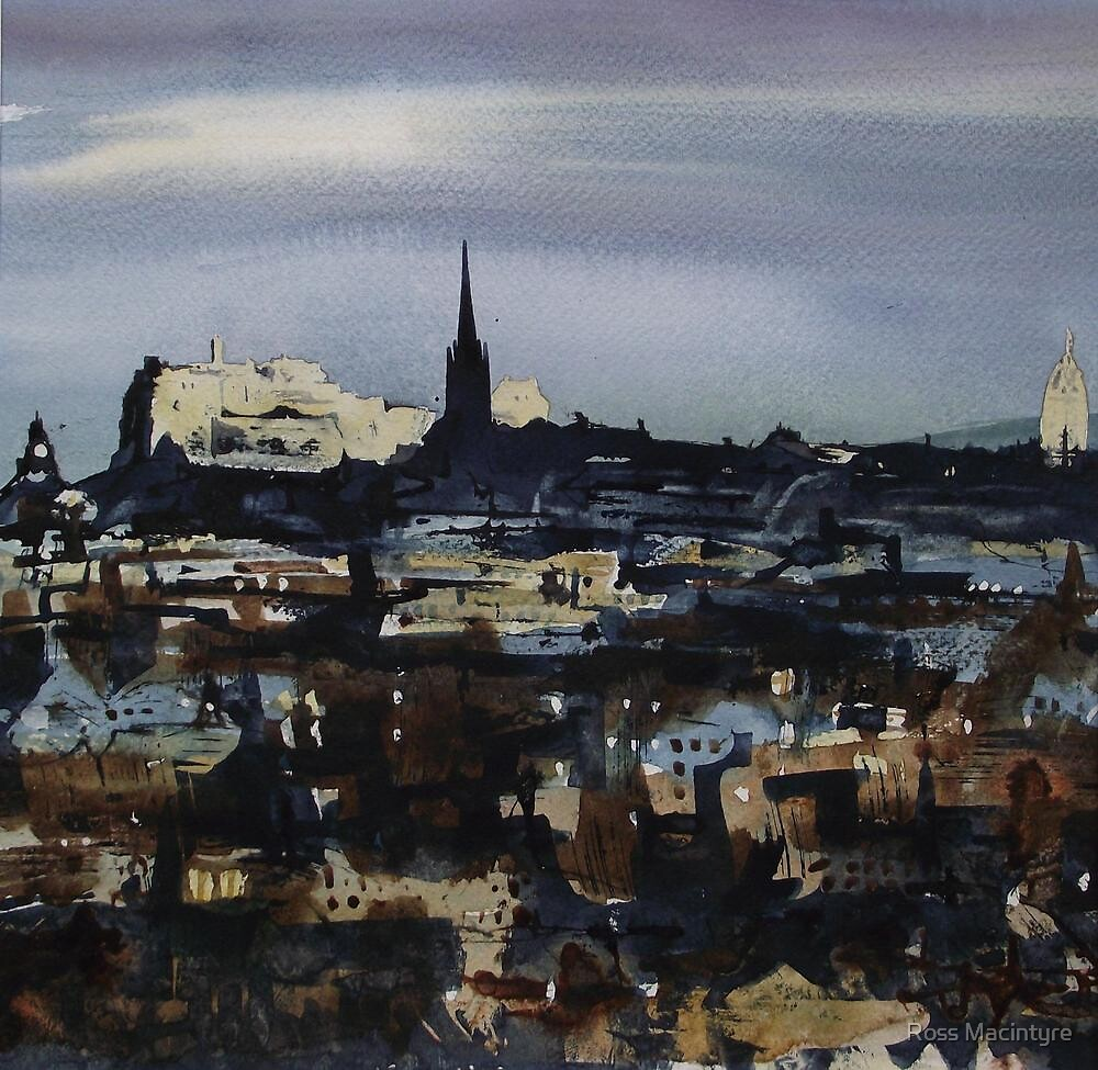 Edinburgh 2 by Ross Macintyre
