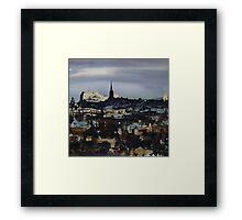 Edinburgh 2 Framed Print