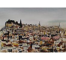 Edinburgh 3 Photographic Print