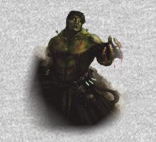 Re-imagined Marvel - Hulk by greglaporta