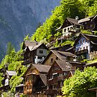 Hallstatt by Walter Quirtmair