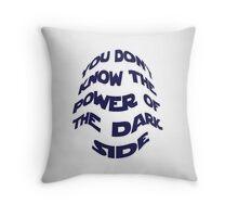Darth Vader  Throw Pillow