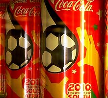 Coca Cola In the Cup by paintingsheep