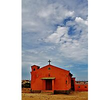 Russet religion Photographic Print