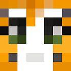 Stampy Minecraft skin by youtubedesign