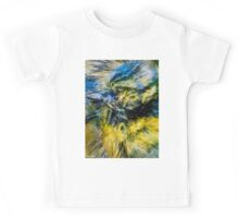 Designs Inspired By Nature: Blue Tit Kids Tee