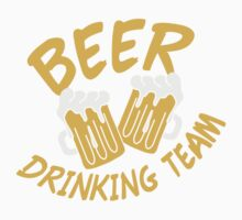 Beer Drinking Team by Style-O-Mat