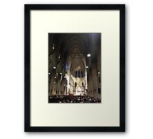 St. Patrick Cathedral Framed Print