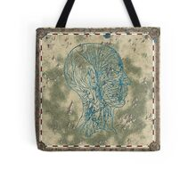 lost island map Tote Bag