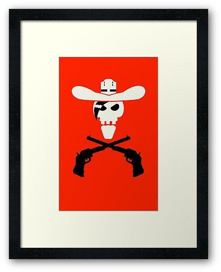 Dead Cowboy by vivendulies