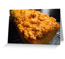 Marmalade Spice Cake Greeting Card