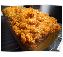 Marmalade Spice Cake Poster