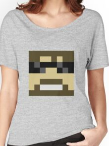 ssundee Minecraft skin Women's Relaxed Fit T-Shirt
