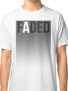Faded Tee Classic T-Shirt