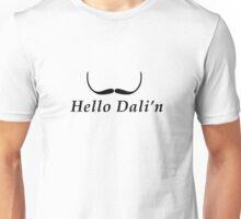 Hello Dali'n Unisex T-Shirt