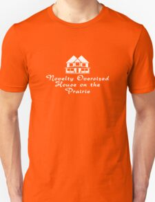 Novelty Oversized House on the Prairie T-Shirt