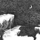 Dark Night Inner Light by Susan Vang