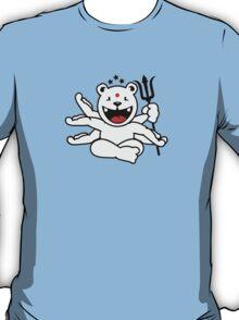 Polar Bear Shiva T-Shirt