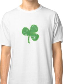 Vintage Clover St Patricks Day Classic T-Shirt
