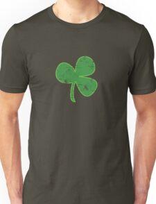 Vintage Clover St Patricks Day Unisex T-Shirt