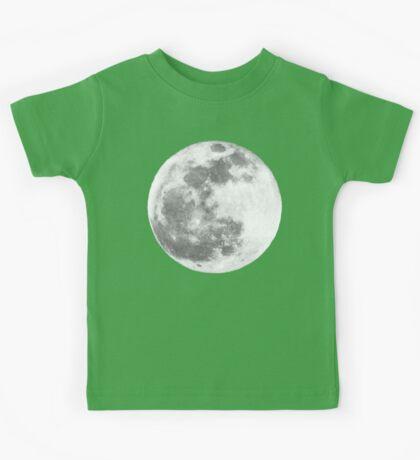 Man on the moon Kids Tee