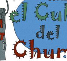 El Chum Bucket Sticker