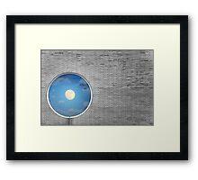 Eternal Moon Framed Print