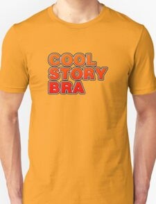 Cool Story Bra T-Shirt