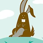 Rabbit in the Hill by Marco D. Carrillo