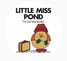 Little Miss Pond - STICKER by Mandrie