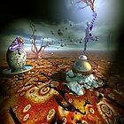 between nightmare & hope by Atman Victor