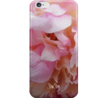 Pretty Peony iPhone Case/Skin