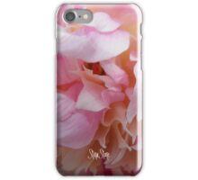 Pretty Peony iPhone Case/Skin