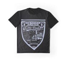 Ed Banger Japan Tour T-Shirt Graphic T-Shirt