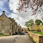 Miserden Village by Cat Perkinton
