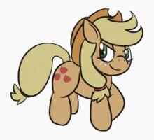 Applejack by yellowcoatrobot