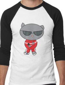 Rapper Cat in Track Suit T-Shirt
