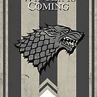 House Stark: Winter is Coming by accioloki