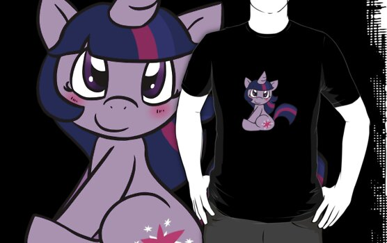 Twilight Sparkle by yellowcoatrobot