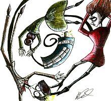 Wibbly Wobbly Timey Wimey by Hannah Chusid