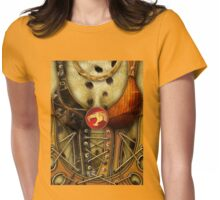 Cheetarish Womens Fitted T-Shirt